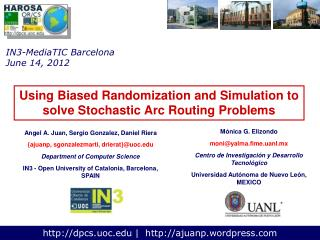 Using Biased Randomization and Simulation to solve Stochastic Arc Routing Problems