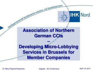 Association of Northern German CCIs –