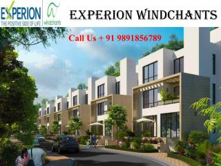 Experion Windchants in Sector -112, Gurgaon // 9891856789 //