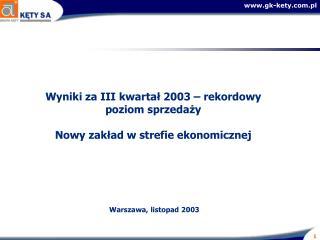 Przypomnienie strategii rozwoju na lata 2002 - 2004
