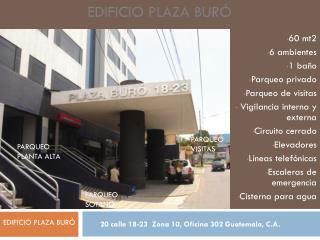 Edificio Plaza Buró
