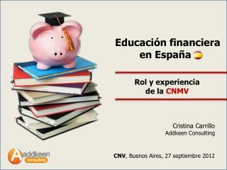 Educación financiera en España