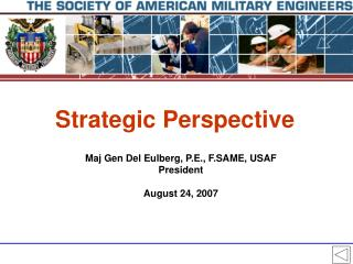 Strategic Perspective