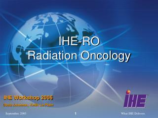 IHE-RO Radiation Oncology