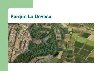 Parque La Devesa