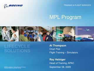 MPL Program