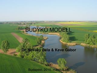 BUDYKO MODELL