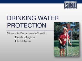 Drinking Water Protection