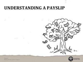 Understanding  a  payslip