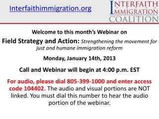 Interfaithimmigration