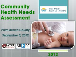 Palm Beach  County September 5, 2012