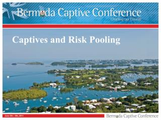 Captives and Risk Pooling