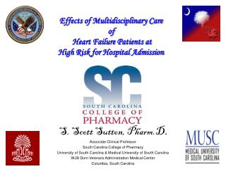 Effects of Multidisciplinary Care  of  Heart Failure Patients at  High Risk for Hospital Admission