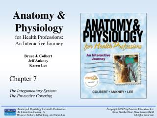 Anatomy & Physiology for Health Professions: An Interactive Journey