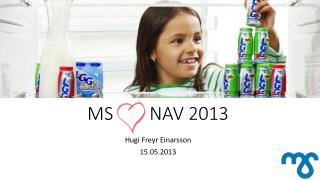 MS        NAV 2013