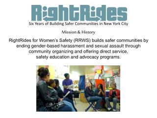 Six Years of Building Safer Communities in New York City