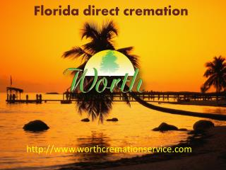 florida direct cremation