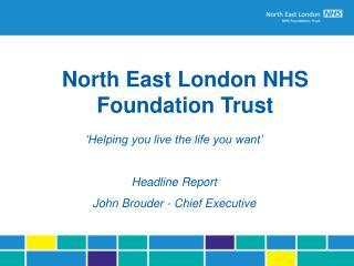 North East London NHS Foundation Trust