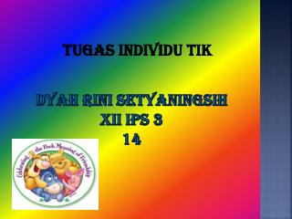 DYAH RINI SETYANINGSIH XII IPS 3 14
