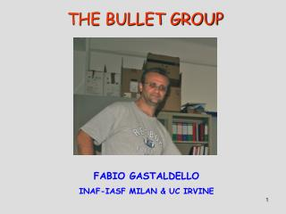 THE BULLET GROUP
