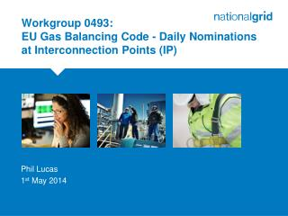 Workgroup 0493:  EU Gas Balancing Code - Daily Nominations at Interconnection Points (IP)