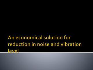 Anti Vibration Mounts- Sumee Rubber industries