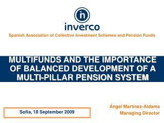 Spanish Association of Collective Investment Schemes and Pension Funds