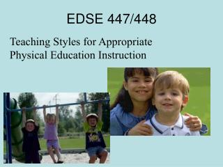 EDSE 447/448