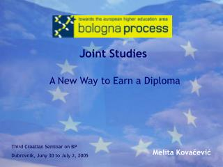 Joint Studies A New Way to Earn a Diploma