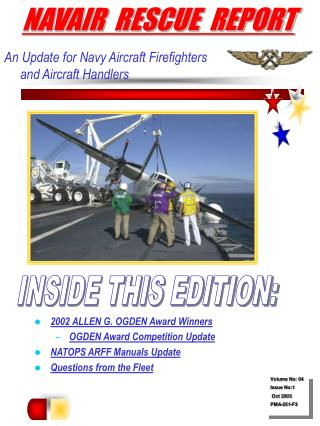NAVAIR  RESCUE  REPORT