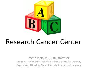 Research Cancer Center