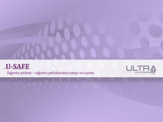 U-SAFE