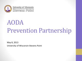 AODA Prevention Partnership