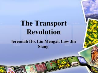 The Transport Revolution