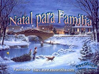 Natal para Fam lia