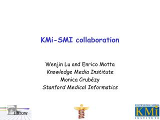 KMi-SMI collaboration