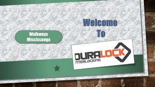 Cheapest Walkways Mississauga