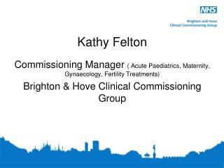 Kathy Felton