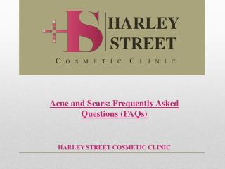 Acne and Scars: Frequently Asked Questions (FAQs)