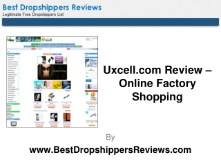 Uxcell.com Review – Online Factory Shopping