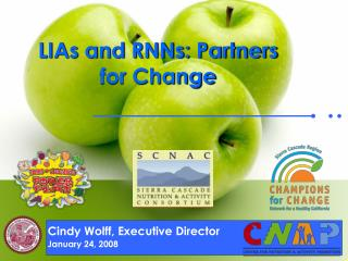 LIAs and RNNs: Partners for Change