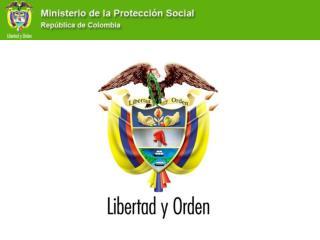 Marco Normativo Política Pública de la Salud de los Trabajadores  Concepto de Protección Social