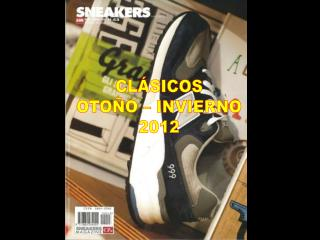 CL�SICOS OTO�O � INVIERNO 2012