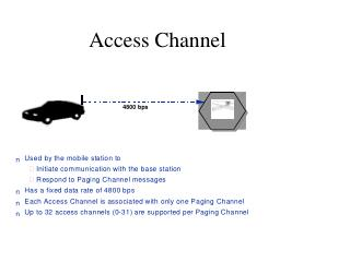 Access Channel