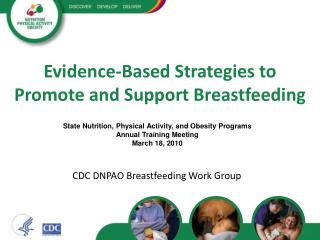 Evidence-Based Strategies to Promote and Support Breastfeeding