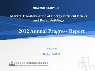 MOA/MOF/UNDP/GEF