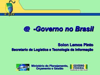 -Governo no Brasil