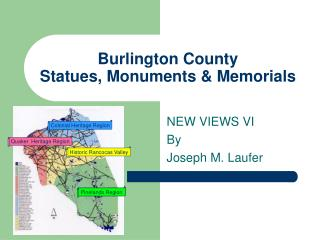 Burlington County Statues, Monuments & Memorials