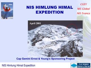NIS  HIMLUNG HIMAL  EXPEDITION