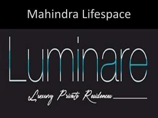 Mahindra Luminare Gurgaon